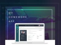 My Homework App