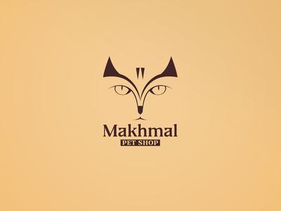 Makhmal Pet Shop Logo