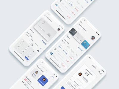 MobilePay UI Design