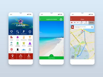 App CubApp