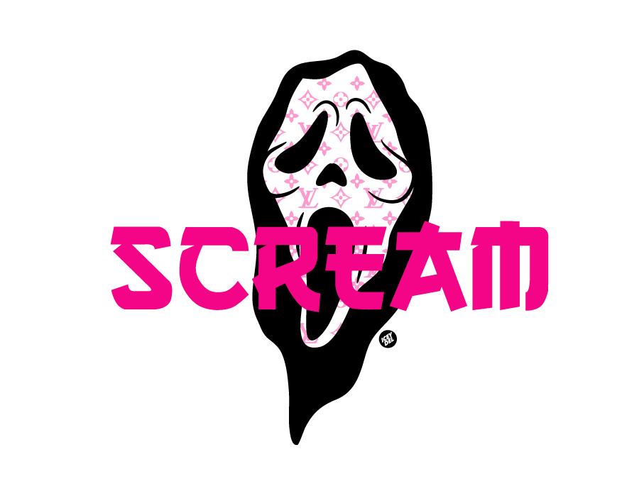 Scream Design by Louis Del-Smith on Dribbble