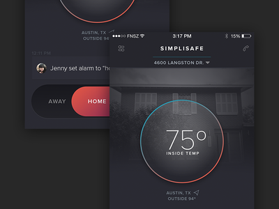 Simplisafe - Home Automation