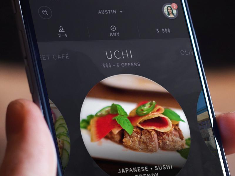 Restaurant app 1
