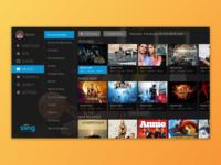 Movies - Sling TV