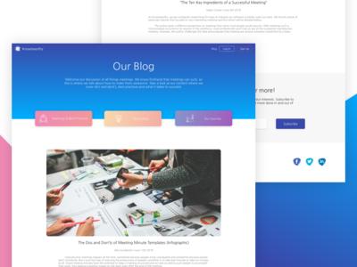 Knowtworthy Blog Concept