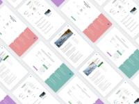Minimalist Club Fair Web Application | Case Study