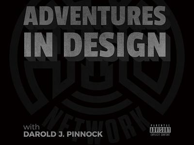 AID Network branding design logotype lettering darold pinnock typography