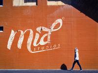 Mid Studios - Street Wall