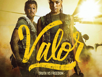 Valor Cover Design