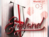 England 🏴 World Cup 2018