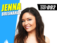 Jenna Bresnahan   PBTA Show 092