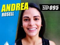 Andrea Rosell   PBTA Show 095