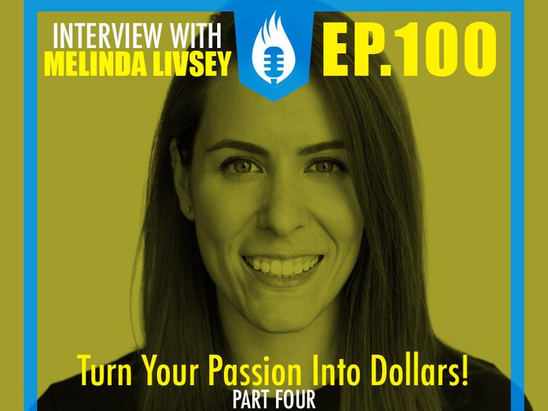 Melinda Livsey | PBTA Show 100/Pt.4 passion behind the art darold pinnock dpcreates designer marketing creative design interview podcast