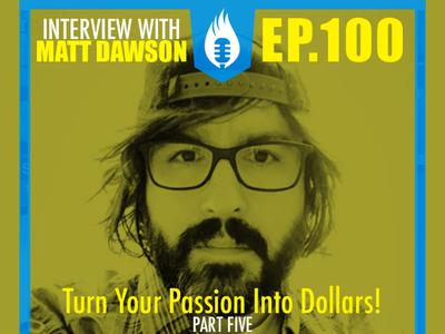 Matt Dawson | PBTA Show 100/Pt.5