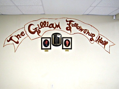 Fellowship Hall Typo