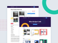 Idea Design Code UI/UX Marketplace