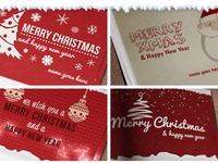 Christmas Postcards Pack