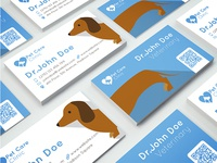 Veterinary Business Card