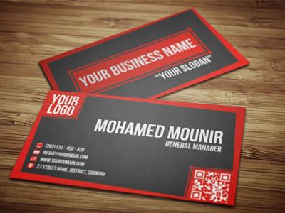 Creative multipurpose business card