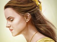 Emma Watson | Digital Painting