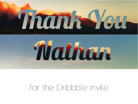 Thanks Nathan