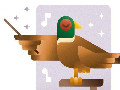 Pheasant director