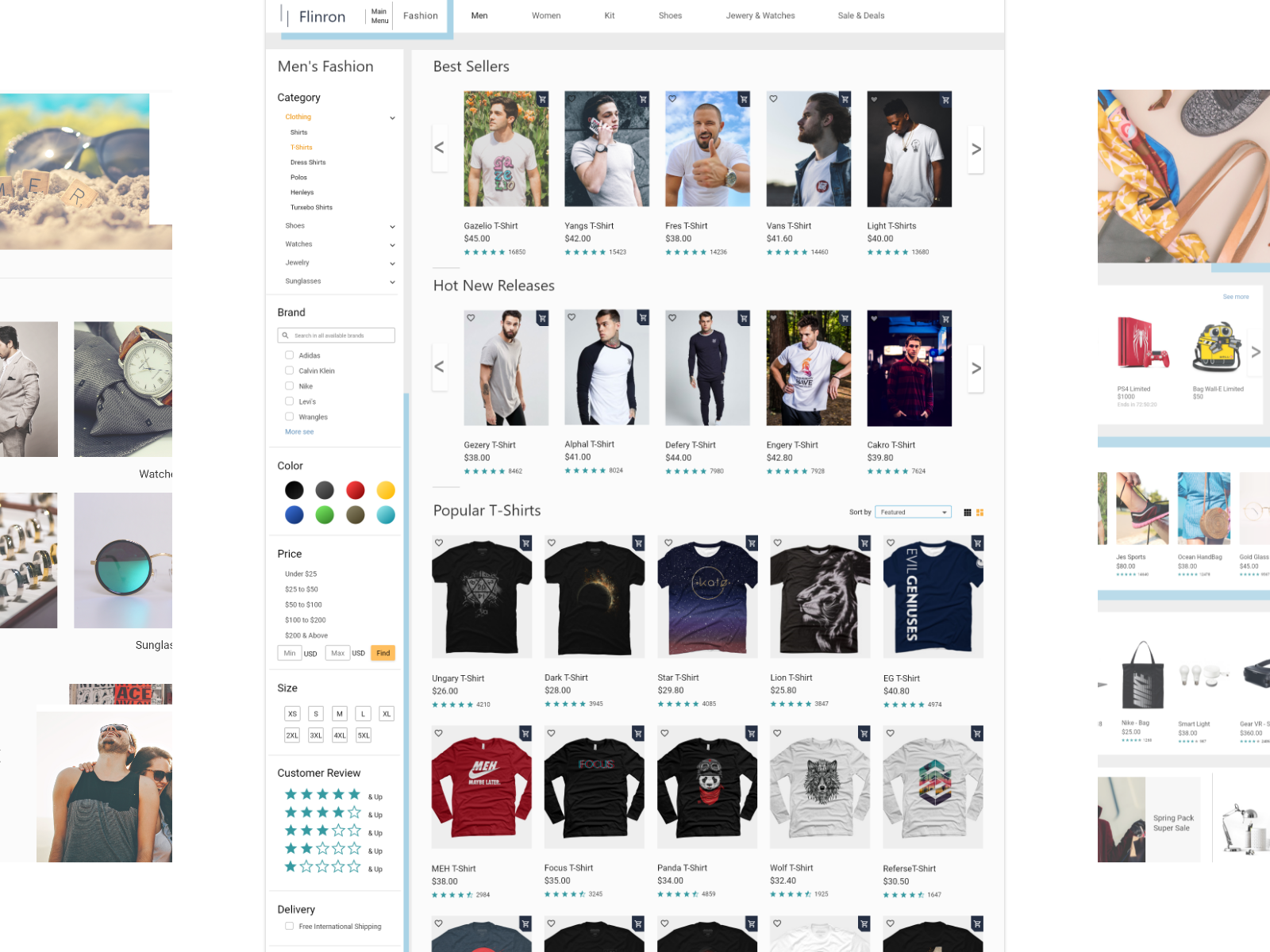 T Shirt Design Ecommerce Software | Coolmine Community School