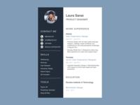 CV Templates Free Download _ Figma