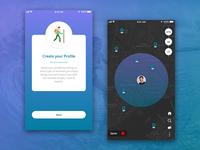 Like Minded App   UI/UX Design