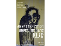 RISE Exhibition - Poster IV