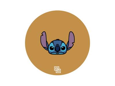 The Big Draw Bogotá Feb 2016 - Stitch (Lilo y Stitch)