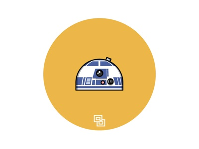 The Big Draw Bogotá Feb 2016 - R2D2 (Star Wars)