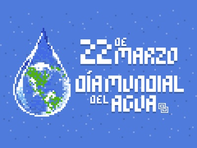 World Water Day - March 22th