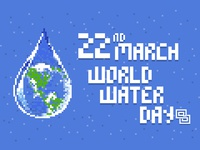 World Water Day - March 22th (English version)