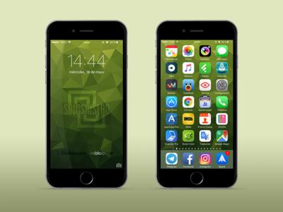 Wallpaper Mayo 2016 - iPhone 6