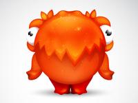 Orange Monster