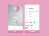 Buy chair (Daily UI 002)