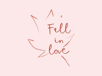 Just fall in love))