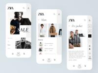 Zara Mobile App