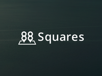 88 Squares - Real Estate Logo