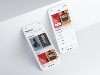 ReadX – Mobile Reading App