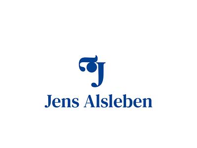 J&A logo 🧑 ja monogram ja monogram simplicity head face man monogram
