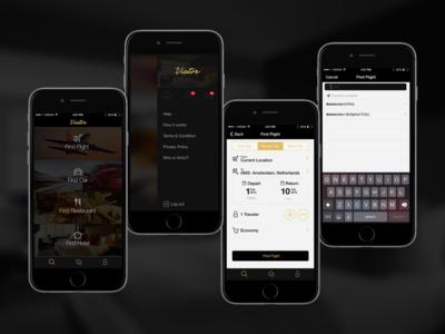 Victor Concierge App