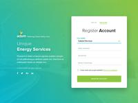 energy service login