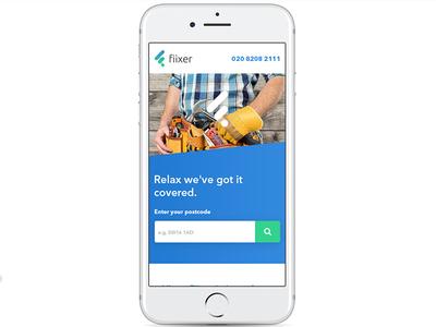 Handyman hiring mobile app hire handyman mobile ui