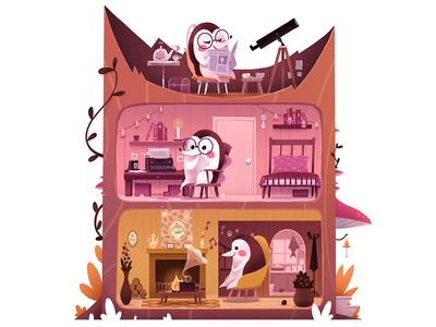 Hedgehog's House