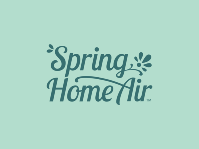 Spring Home Air Logo