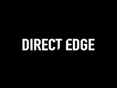 Direct Edge Logo Design