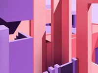 Ricardo Bofill's architecture