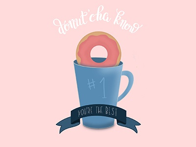Donut'Cha Know